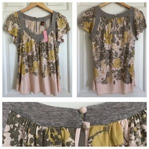 NWT Anthropologie knit top